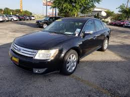 2001 Ford Taurus Check Engine Light Used 2008 Ford Taurus Limited For Sale In Killeen 25074