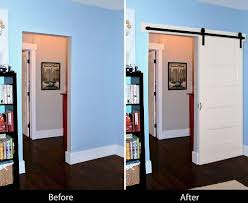 all manufactures of barn door hardware e with their own installation instructions and indicate the weight limit of door to be