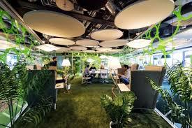 the google headquarters in ireland