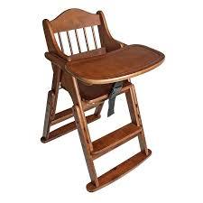 folding high chair folding wooden high chair dark wood foldable high chair ikea