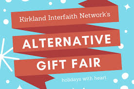 kirkland interfaith network alternative gift fair set for nov 4 5 kirkland reporter