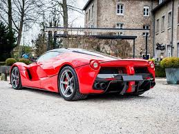 2016 Ferrari Laferrari Exterior And Interior