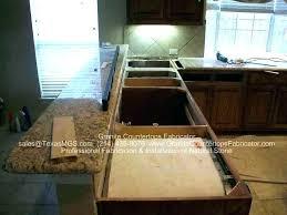 cost granite countertops installed granite installed together cost of granite countertops installed average cost