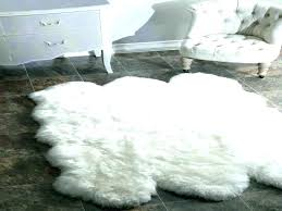 faux fur area rug 8x10 faux sheepskin rug white fluffy rug faux fur faux sheepskin rug faux fur area rug 8x10