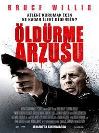 Öldürme Arzusu Filmi