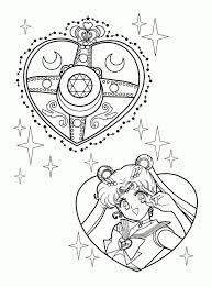 Small Picture Lovely Sailor Moon Coloring Pages Sailor Moon Coloring Pages Image
