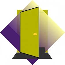 open door clipart. Clip Arts Related To : Open Door Clipart Free Image