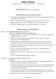 Examples Of High School Resumes Simple Sample High School Resume 60 VCopious