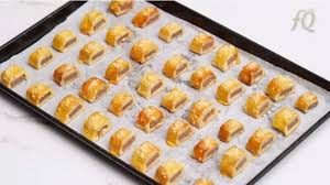Vanili (1 sachet) keju cheddar (100 gram) Cara Membuat Nastar Lipat Camilan Favorit Di Hari Raya