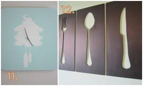 created at 05 09 2012 on large kitchen wall art with 12 diy wall art ideas using silhouettes curbly