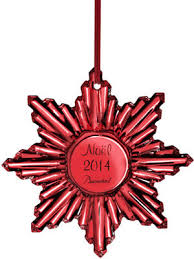Annual Ornaments Baccarat Holiday And Religious Items Christmas Ornaments Crystal