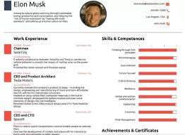 Sometimes back, ET published an article showing 1-page resume of Elon  Musk.Check this link This resume for Elon Musk proves you never, ever need  to use more ...