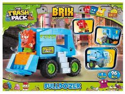 <b>Конструктор Cobi Trash</b> Pack Brix 6246 Бульдозер — купить по ...