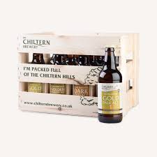 wooden crate of 12 x 500ml