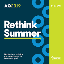 Australian Open 2019 Rod Laver Arena