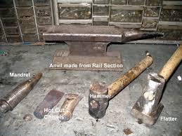 homemade coal forge on a budget alaska blacksmith association i