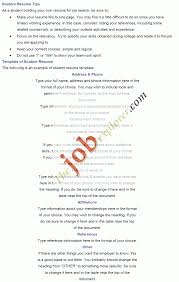 List Of General Qualifications For Resume Michael Parkinson Meg