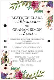 Invitation Wording Wedding Invitations Event Stationery And Diy