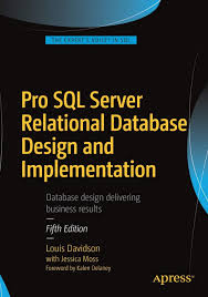 Learn Database Design Online Pro Sql Server Relational Database Design And Implementation