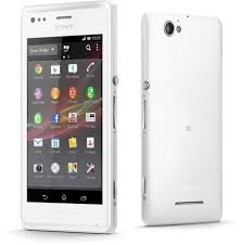 Sony Xperia M C1905 4GB Android Weiß ...