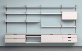 Modular Wall Storage 12 Well Thought Out Modular Shelving Systems