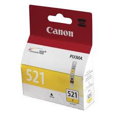 <b>Картридж CANON CLI-521Y</b> желтый (Уценка ИСГ4) — купить в ...