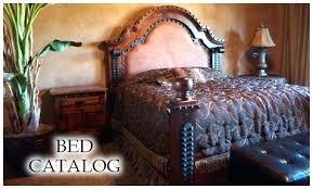 rustic spanish furniture. Old Spanish Furniture Rustic Bedroom Los Angeles Ca .
