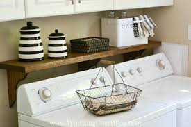 An Easy Project To Hide That Ugly Washer Hookup Box Kit Kitchen Sink Hookups  .