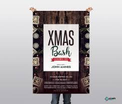 Christmas Psd Flyer Archives Pixelsdesign Net