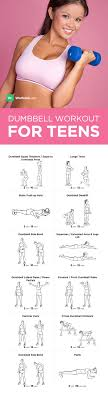 Good exercises for teens