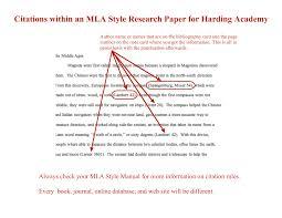 Mla Research Paper Unique Mla Essay Zoro 9terrains Papersample
