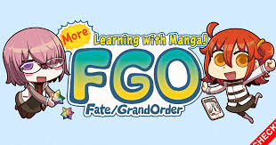 More <b>Learning with</b> Manga!<b>Fate</b>/<b>Grand Order</b>