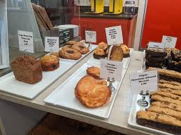 While the community is sad to see the new for lease sign posted outside, be assured that you can still get your hot cappuccino, fresh pastries and coffee beans at their express location in. Flying Goat Coffee 324 Healdsburg California Bakery Happycow