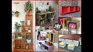 wooden crate furniture. 50 Creative Ways To Turn Wooden Crates Into Furniture - DIY Wood Projects Crate