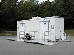 Portable Shower Trailers