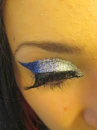 cheer makeup we think this design is stunning