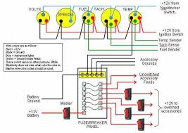 basic 12v wiring diagrams simple wiring general instrument schematic restorepontoon com