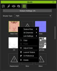 Online Menu Creator Character Creator Online Manual User Interface