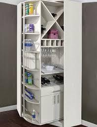 custom rotating 360 organizer butler s pantry