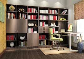 study furniture ideas. fine furniture awesome study room design ideas for your inspirations   3d render with large and furniture h