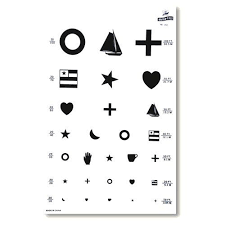 Standard Eye Test Chart Printable Pin On Snellen
