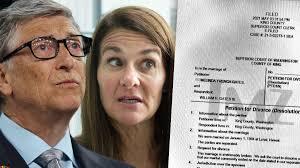 Bill and Melinda Gates File for Divorce ...