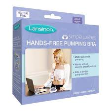 Simple Wishes Hands Free Breast Pumping Bra