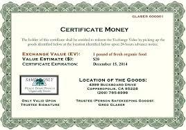 money voucher template free gift certificate