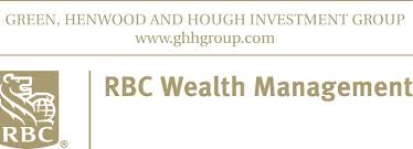 rbc wealth management rbc wm green henwood hough custom logo gold website