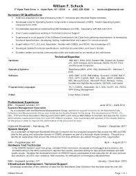 sample resume for computer programmer computer programmer resume