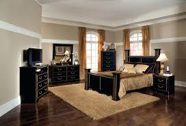 Beautiful Black Queen Bedroom Furniture Sets