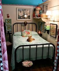 bedroom vintage. Interesting Vintage Vintage Bedroom With An Orange Cat With Bedroom B