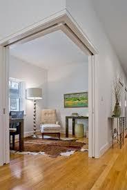 open office doors. Contemporary Open Large Sliding Doors To Open Officeden Hallway  State Street Brooklyn  Heights  BAXT INGUI Inside Open Office Doors