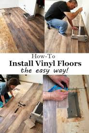 do you need underlayment for laminate flooring dans installing vinyl floors a do it yourself guide